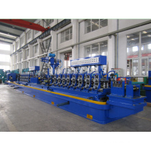 Welded pipe mill machine